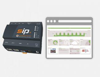 SIP+ Energy monitoring device