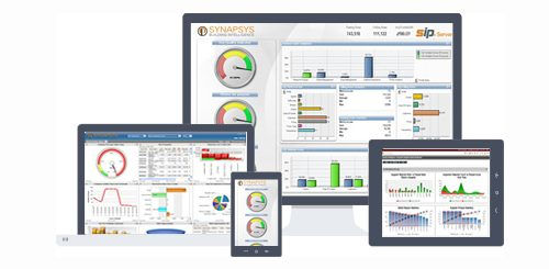 Dashboards on multiple screens