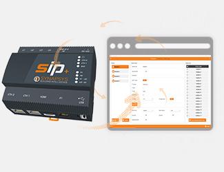 SIP+ Data Acquisition