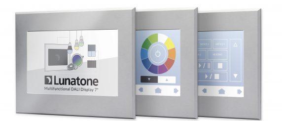 "Lunatone 7"" touchscreen"