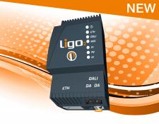 LiGO2 smart lighting control